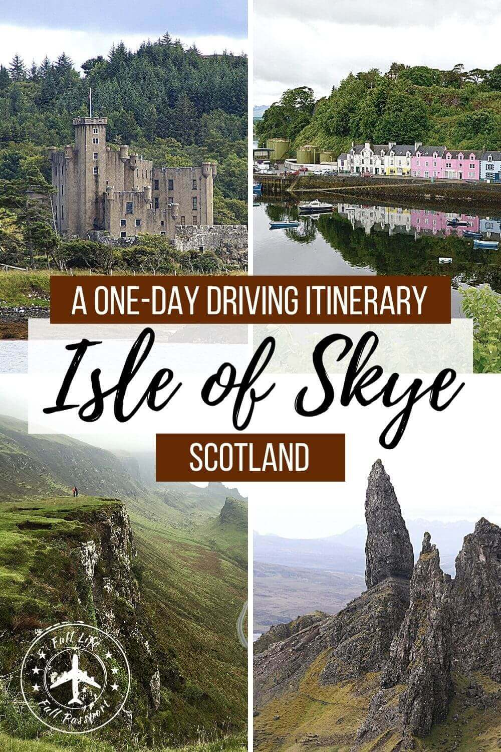 A One-Day Driving Itinerary for Scotland\'s Isle of Skye