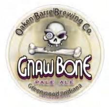 Oaken Barrel Gnaw Bone
