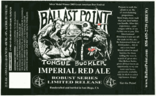 Ballast Point Tongue Buckler