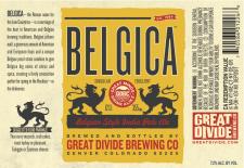 Great Divide Belgica