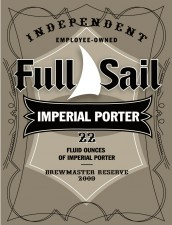 Imperial Porter Label Logo 09