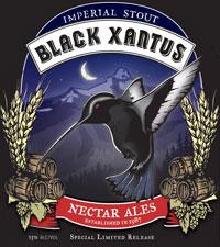Nectar Ales - Black Xantus - headline