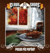 Clown Shoes Brewery Pecan Pie Beer