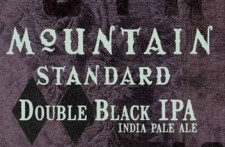 Odell Mountain Standard Double Black IPA