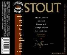 Silver City Imperial Stout