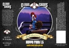 Clown Shoes Beer Hoppy Feet 1.5 Double Black IPA