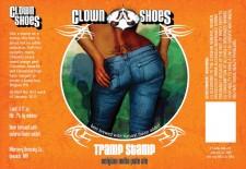 Clown Shoes Beer Tramp Stamp