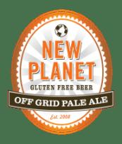 New Planet - Off Grid Pale Ale