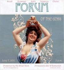 Philly Beer Week - Forum of the Gods 2011