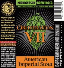Midnight Sun Obliteration VII