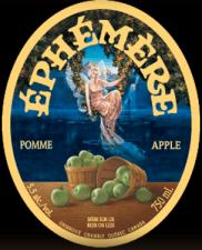 unibroue ephemere apple