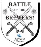 Stewart Brewing - Battle of the Brewers