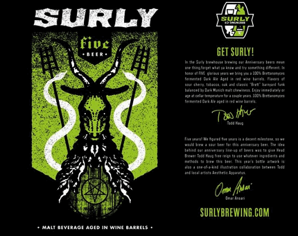 Surly Five