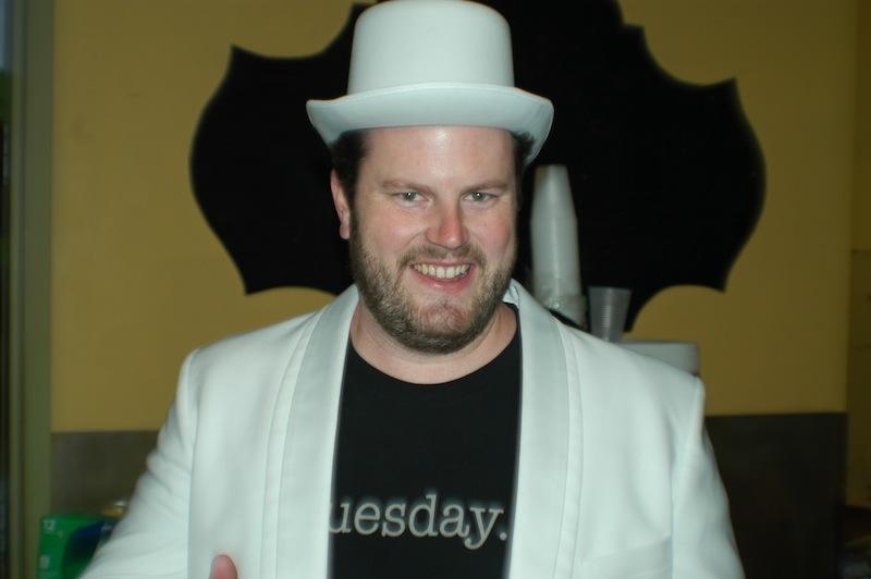 Black Tuesday 2011 - Patrick Rue