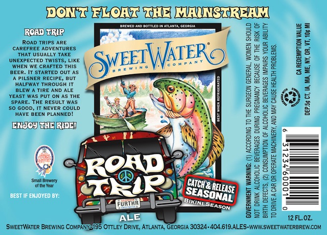 SweetWater Road Trip