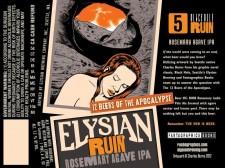 Elysian Ruin Rosemary Agave IPA