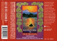 New Belgium Red Hoptober