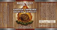 Captain Lawrence Barrel Select Raspberry