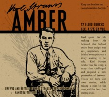Karl Strauss - Amber
