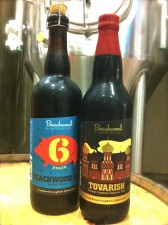 Beachwood BBQ Brewing Bottles
