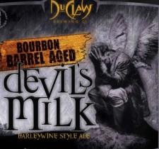 DuClaw Bourbon Barrel Aged Devils Milk