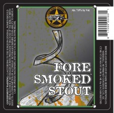 Dark Horse Fore Smoked Stout