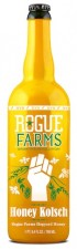 Rogue Honey Kolsch Bottle Image