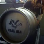 Pittsburgh Beer Week Flying Dog Firkin