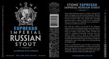 Stone 2013 ESPRESSO Imperial Russian Stout