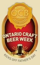 Ontario Craft Beer Week 2013