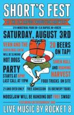 Short's Fest Poster