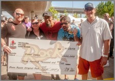 Elysian Brewing & 99.9 KISW Raise $300,000 For Fisher House