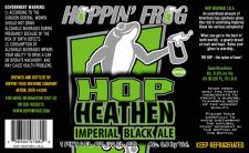 Hoppin Frog Hop Heathen
