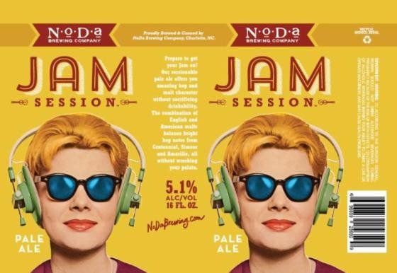 NoDa Jam Session Can