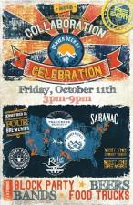 Saranac Brewery - GABF Collaboration