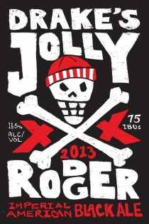 Drakes Jolly Rodger 2013