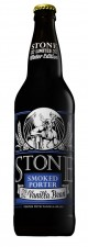 Stone Smoked Porter With Vanilla Bean 22 oz