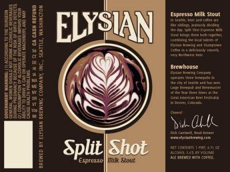 Elsyian Split Shot Espresso Stout