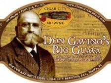 Cigar City Don Gavino's Guava
