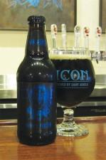 Saint Arnold - Icon Blue, Brown Porter
