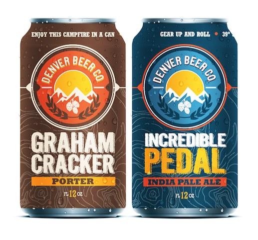 Denver Beer Co Can Design