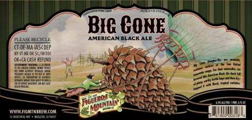 Figueroa Mountain -Big Cone American Black Ale