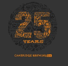Cambridge Brewing 25th