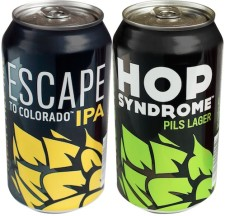 Epic Beer Cans