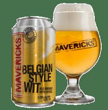 Mavericks Beer Belgian Style Wit