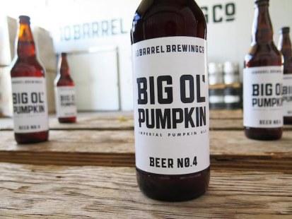 10 Barrel Brewing Big Ol Pumpkin