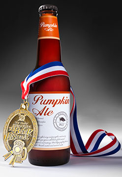 Stevens Point Whole Hog Pumpkin Ale