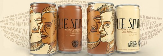 21st Amendment - Elysian Brewing - He Said