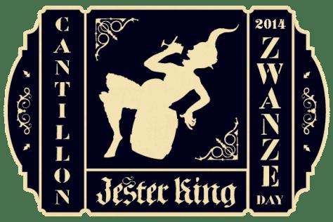 Zwanze Day 2014 Jester King