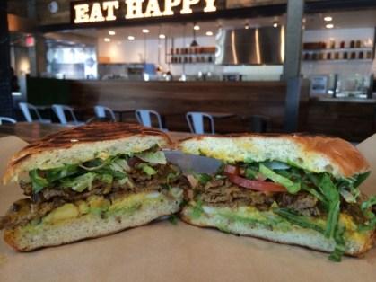 Mendocino Farms - Peruvian Steak Sandwich
